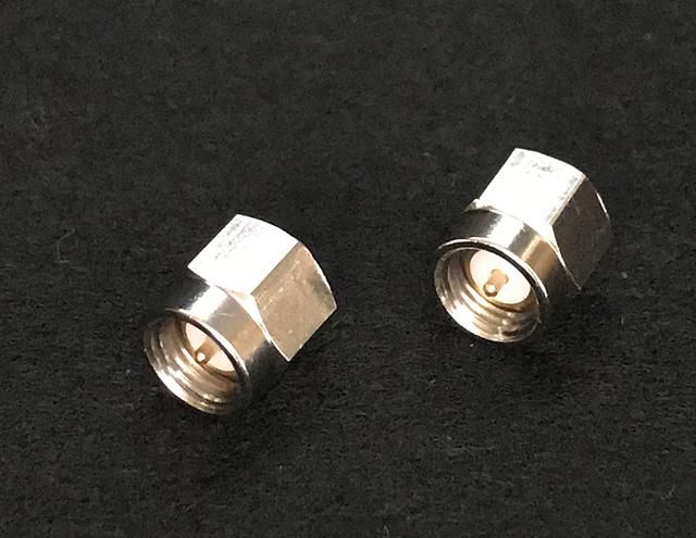 【試作品】2.92形コネクタ/同軸コネクタでお困りのお客様へ。三英電気工業へお任せください!:同軸コネクタ設計製造